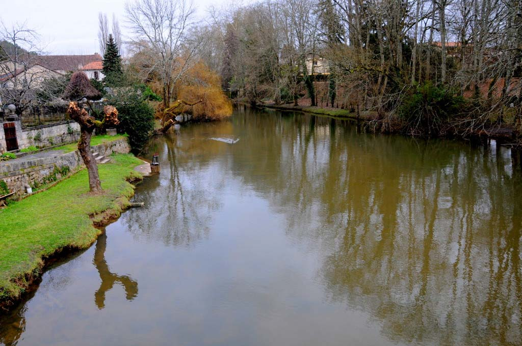 Brantôme - Dordogne - La petite V - enise du Périgord !