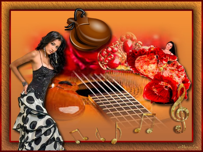 Tutoriel Flamenco