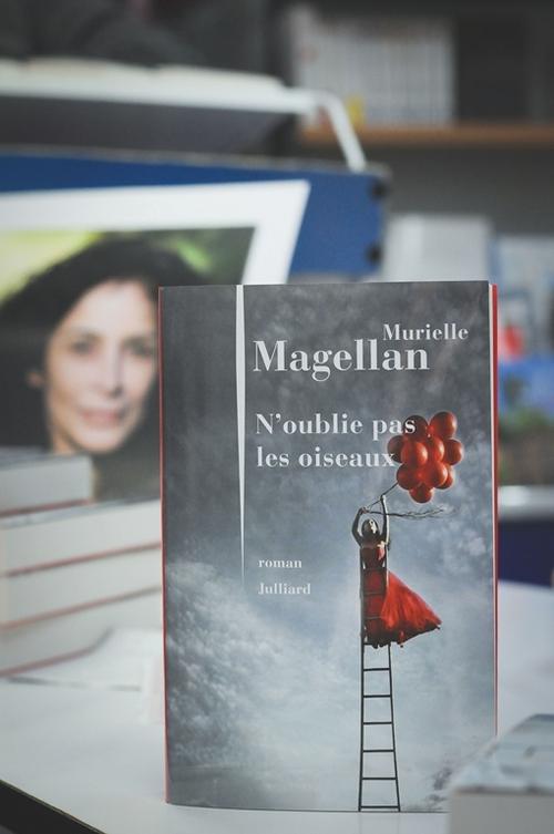 Rencontre | Murielle Magellan à la librairie de Caussade
