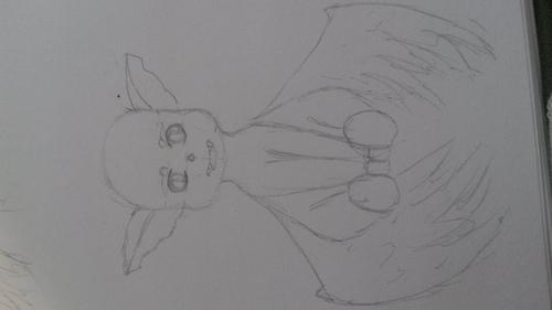 my drawing *1*