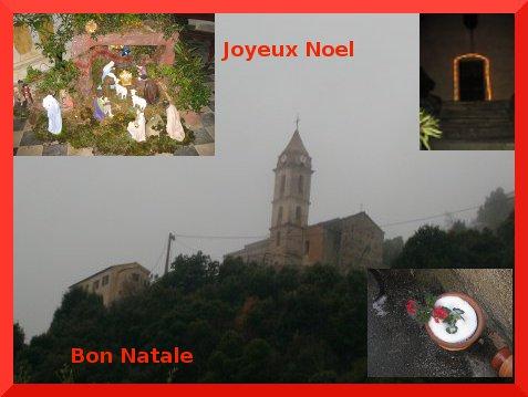 noel village