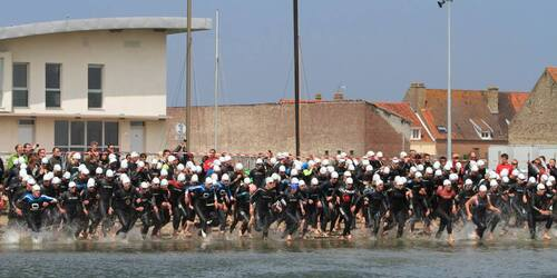Triathlon de Calais
