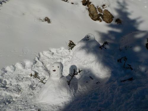 DOMANDALAS  photos randonnée neige ce jour 16 1 18