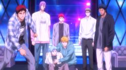 Kuroko no Basket - Last Game
