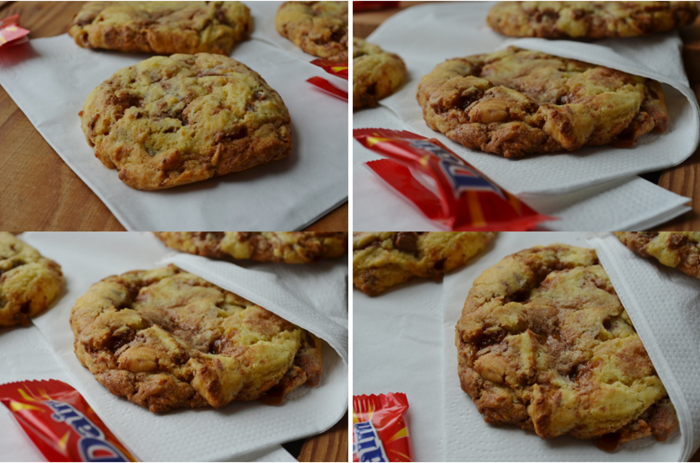 Cookies aux Daims®
