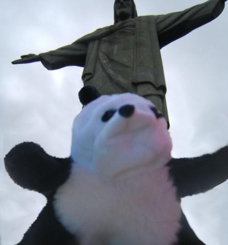 un panda à Rio 045a