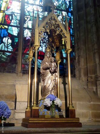 Notre Dame du Voeu à Hennebont