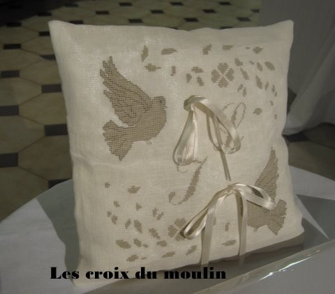 Coussin Mariage (2)