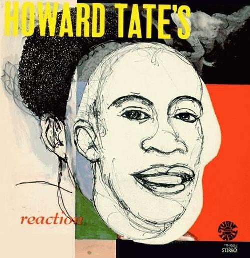 "Howard Tate : Album "" Howard Tate's Reaction "" Lloyd Price's Turntable Records TTS-5002 [ US ]"