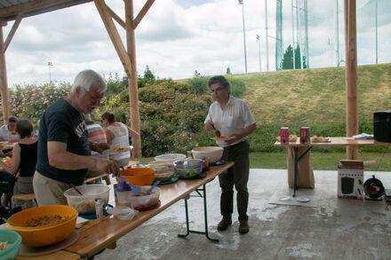 17 juin  - Barbecue des adhérents