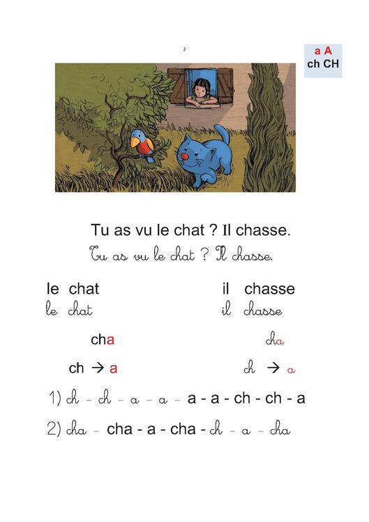 Apprendre à lire, c'est vraiment simple ! (3)