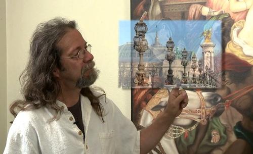 CAMPOS, Edson, peintre brésilien (Art-Peintures)