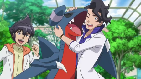 Pokémon XY (S18) épisode 68 en RAW