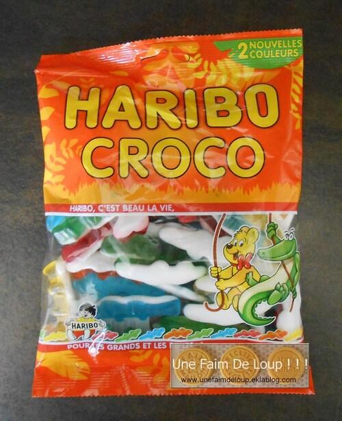 Haribo Croco / Rainbow p!k