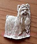 moule chien Yorkshire - Arts et Sculpture: sculpteur mouleur