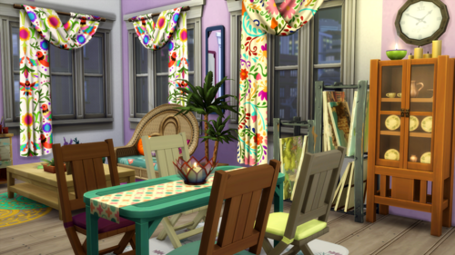 'The Artsy's Apartment ~ Rénovation'