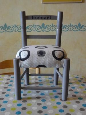 La petite chaise de Guénaël