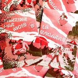 Un Fanzine par Mois - Chaque mois, un zine dans votre boite aux lettres !