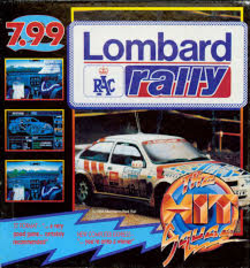 Lombard RAC Rally - Mandarin Software