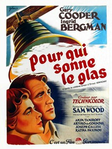 pour qui sonne le glas BOX OFFICE  FRANCE 1947