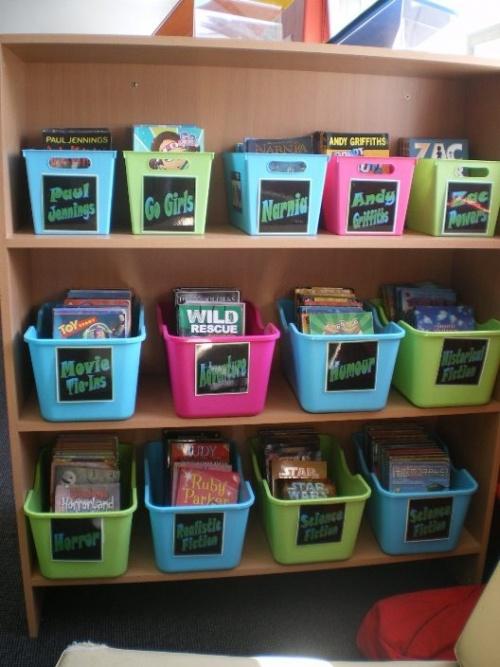 ranger la biblioth que de la classe la classe de crapi. Black Bedroom Furniture Sets. Home Design Ideas
