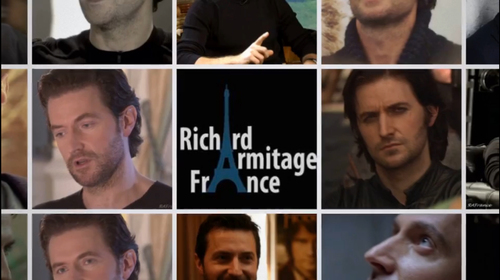 Richard Armitage France 10 ans FB