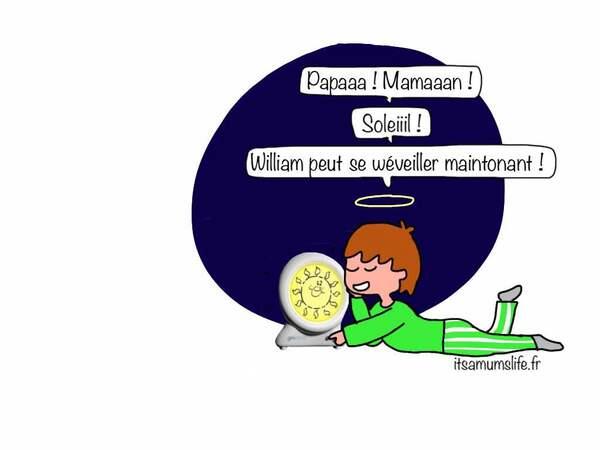 L'horloge Gro Clock : la solution pour les enfants qui se réveillent trop tôt ?
