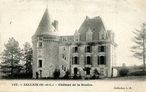 La tour de la Bouère....
