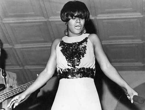 "Carla Thomas : Album "" The Queen Alone "" Stax Records S 718 [ US ] en Juillet 1967"