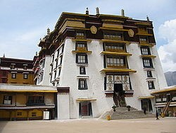 250px-White Palace of the Potala