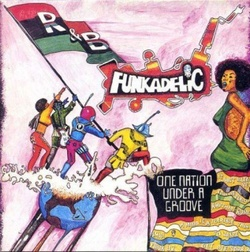 Funkadelic - One Nation Under A Groove - Complete CD