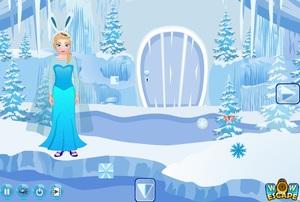 Jouer à Elsa easter escape
