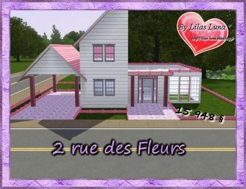 ♥ 2 rue des Fleurs ♥