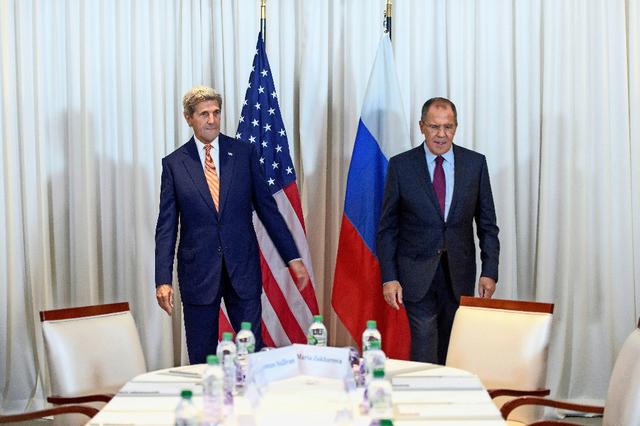 Forcing diplomatique à Genève autour de la Syrie
