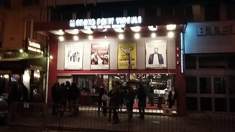 Une soirée à Montparnasse