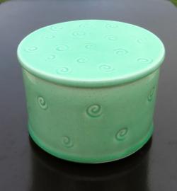 Beurrier à eau vert