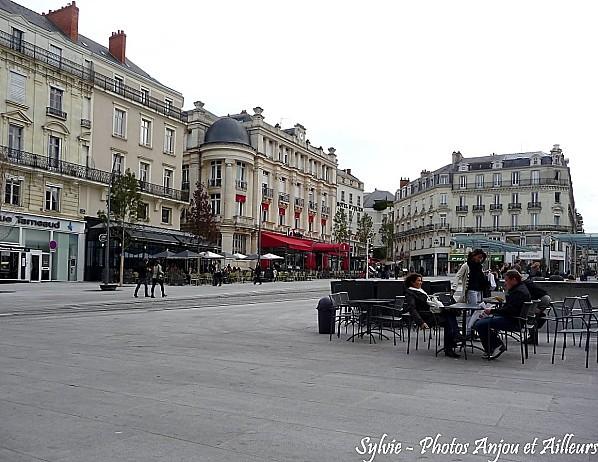 Place du Ralliement Angers - 1