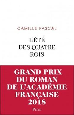 L'été des quatre rois   -   Camille Pascal