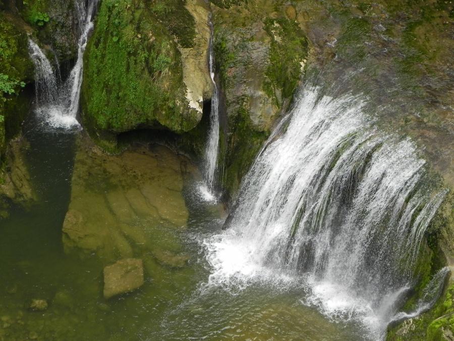 La cascade de la Billaude - le Saut Claude Roy