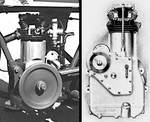 Bol 1923 : le deux-temps montre le bout du nez
