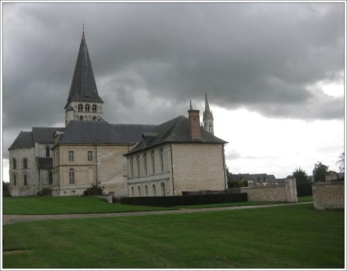 Abbaye St Georges de Boscherville