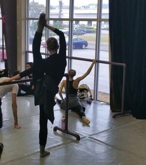 dance ballet class alabama ballet class