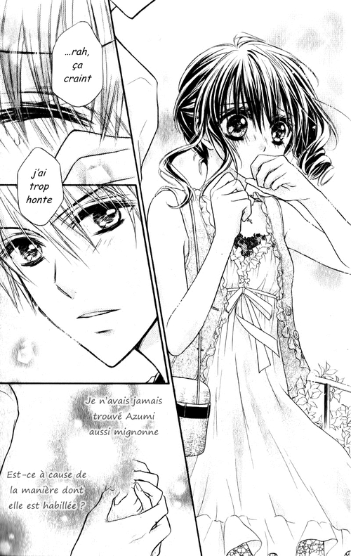 Manga shojo couple kawaii