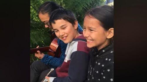Ces enfants bretons s'offrent un buzz mondial