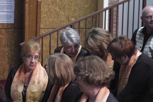 Choraly aux vœux du Maire de Montigny en Gohelle
