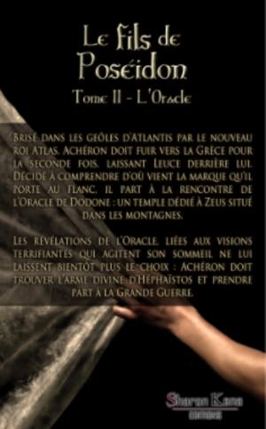 Chronique du roman {Le fils de Poséidon - T2}