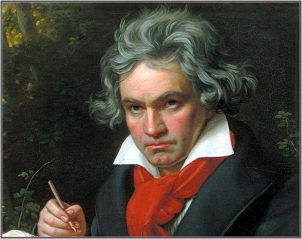 Ludwig van Beethoven - Concerto pour Violon Op.61 (1806)