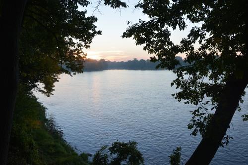 Terrebonne, la rivière des Milles Iles - Lanaudière