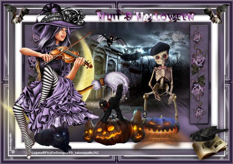 *** Nuit d'Halloween***