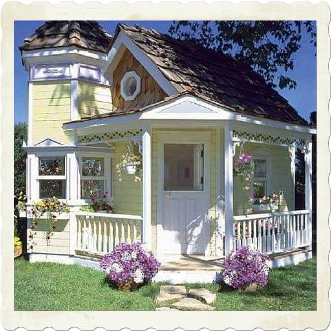 My sweet tiny Home
